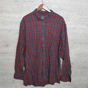 Vintage Flannel Shirt. SUPER Soft! AMAZING!